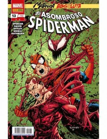 El Asombroso Spiderman 162