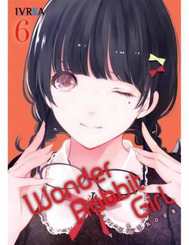 Wonder Rabbit Girl 06 (Cómic)
