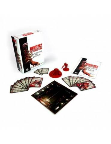 Resident Evil 2: The Board Game - Malformations of G