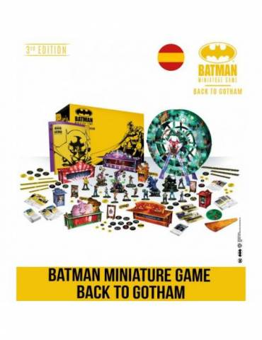 Batman Miniature Game: Back to Gotham