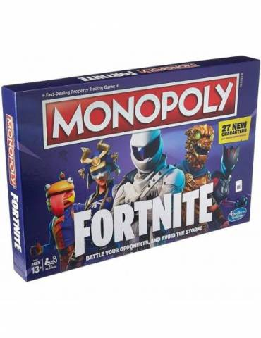 Monopoly Fortnite 2020