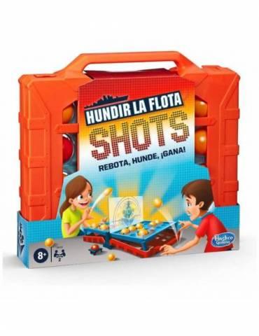 Hundir la flota: Shots