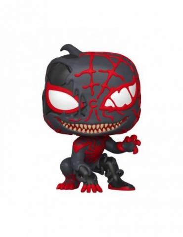 Figura Pop Marvel Venom: Miles Morales 9 cm