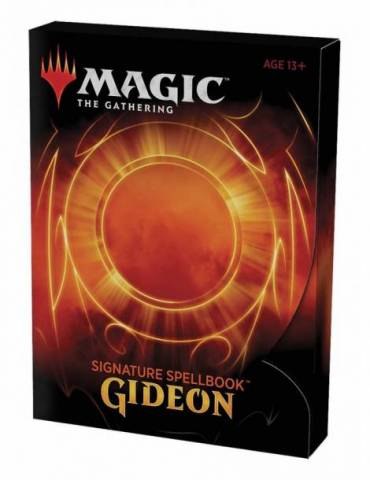 Magic the Gathering Signature Spellbook: Gideon (Inglés)