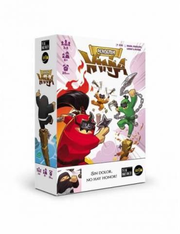 Academia Ninja + Cartas Promo