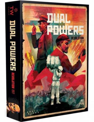 Dual Powers: Revolution 1917 (Castellano)