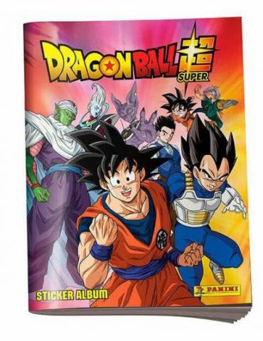Álbum de Cromos Dragon Ball Super
