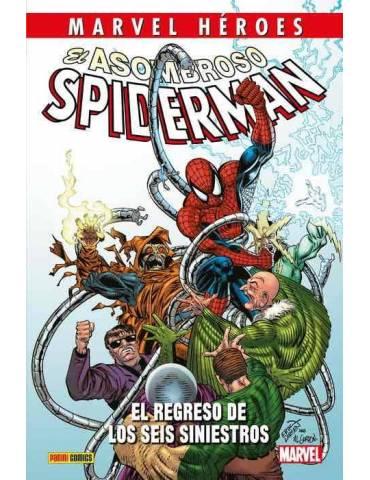 CMH 98: El Asombroso Spiderman. El Regreso de los Seis Siniestros