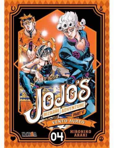 Jojo's Bizarre Adventure Parte 5: Vento Aureo 04