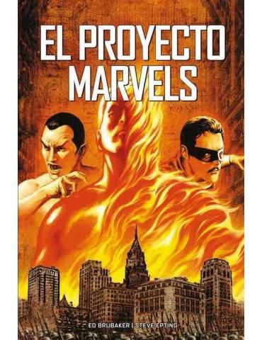 Marvels: El Proyecto Marvels