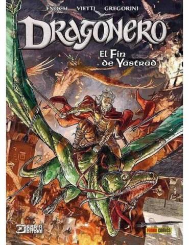 Dragonero 05: El fin de Yastrad