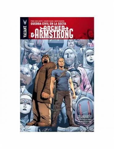 Archer & Armstrong 04: Guerra Civil en la Secta