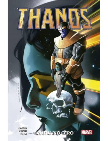 Thanos 04: Santuario Cero