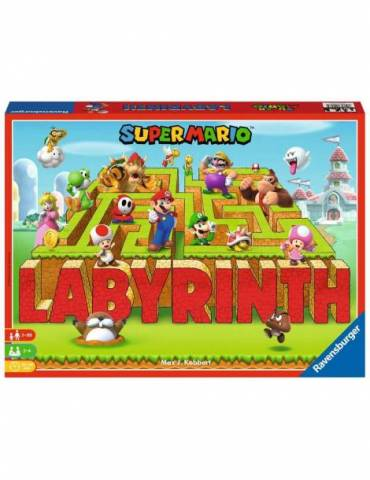Labyrinth Super Mario