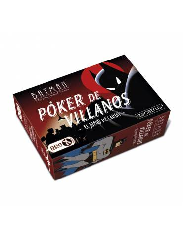 Batman Póker de Villanos