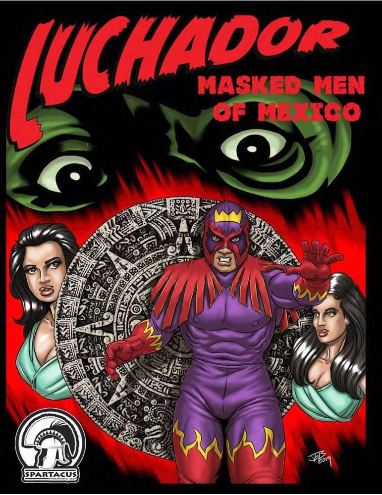 Luchador: Masked Men of Mexico