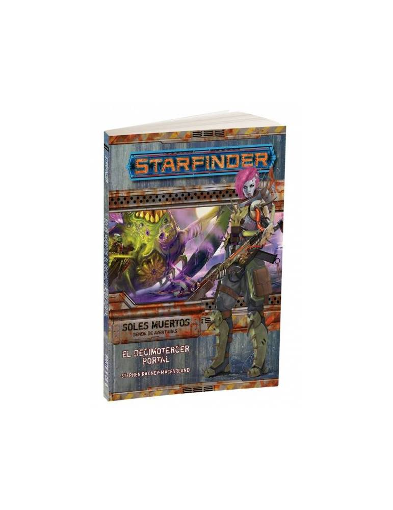 Starfinder: Soles Muertos 5 - El decimotercer portal