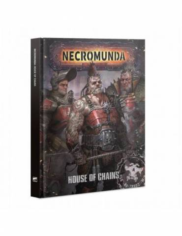 Necromunda - House of Chains (Inglés)