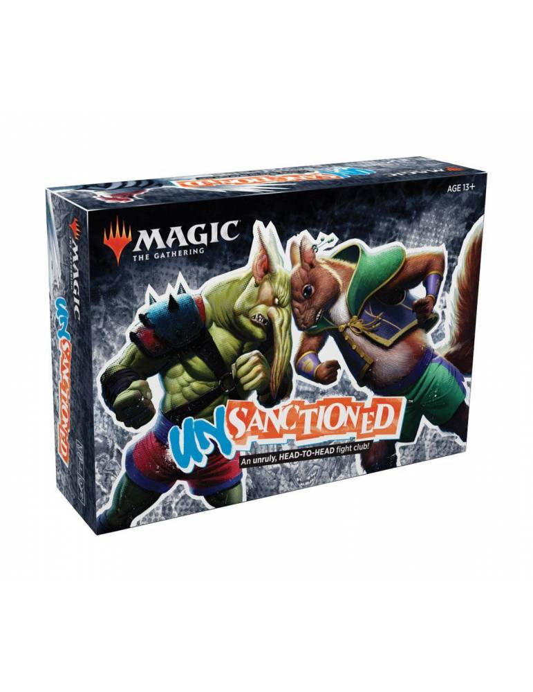 Magic the Gathering: Unsanctioned (Inglés)