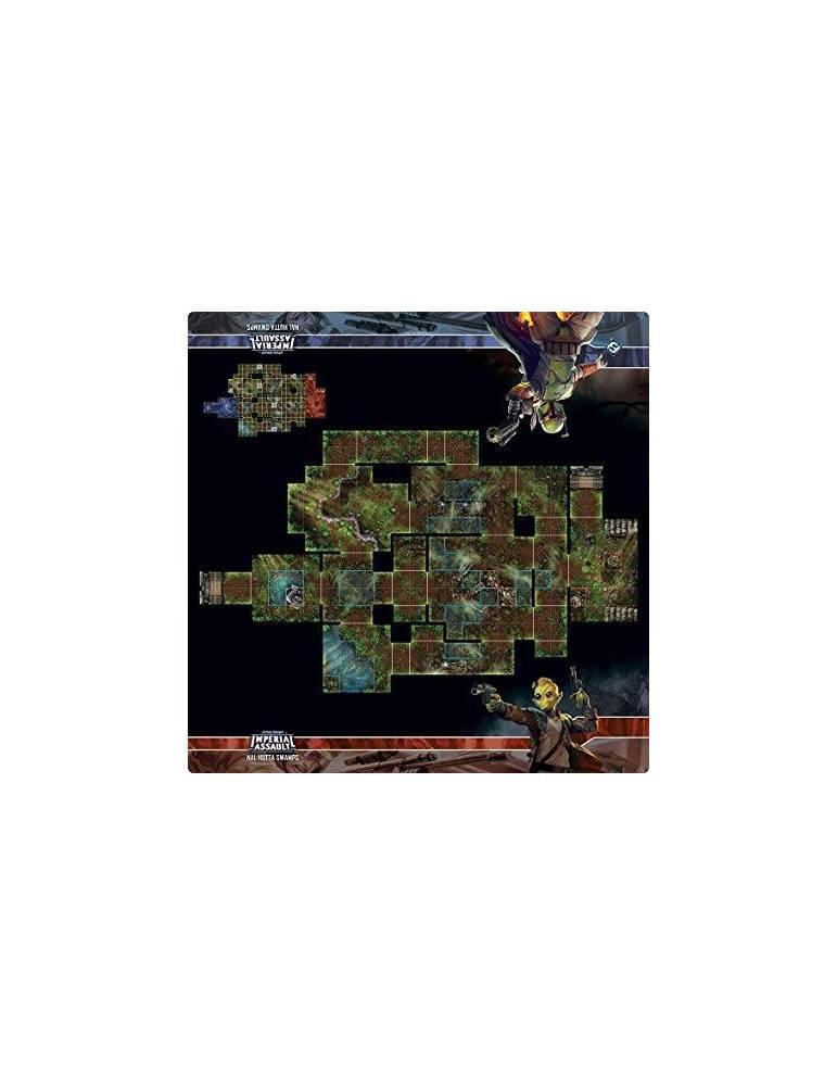 Nal Hutta Swamps Skirmish Map