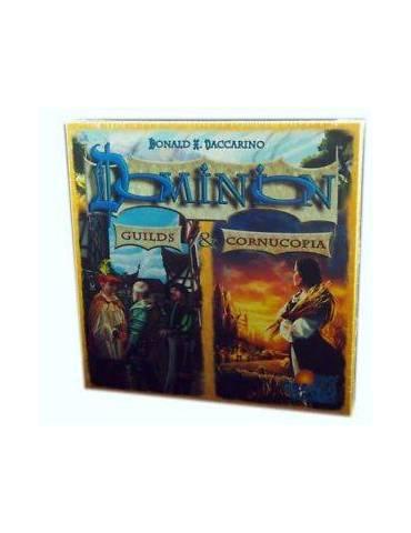 Dominion: Guilds & Cornucopia (Inglés)