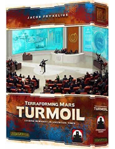 Terraforming Mars: Turmoil (Inglés)