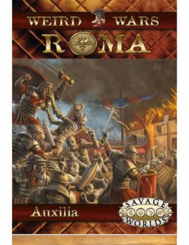Weird Wars: Roma Auxilia