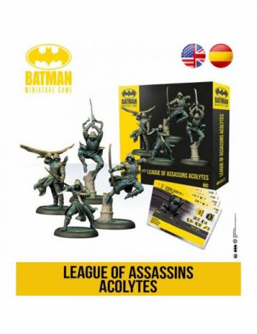 Batman: Miniature Game - Liga de los Asesinos: Acólitos