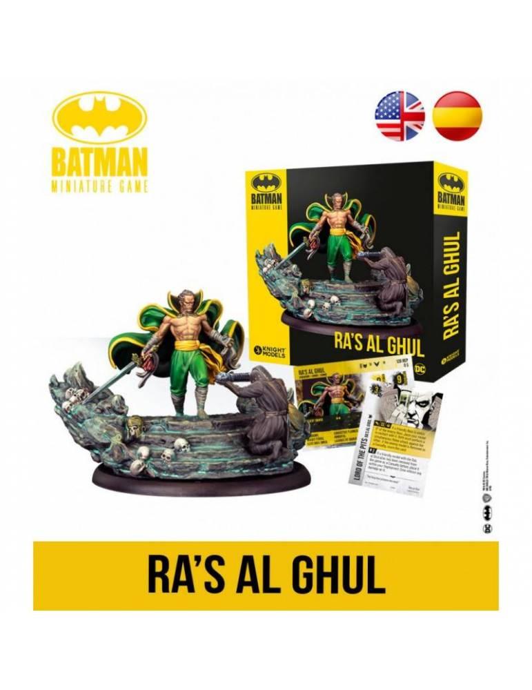 Batman: Miniature Game - Ra's Al Ghul
