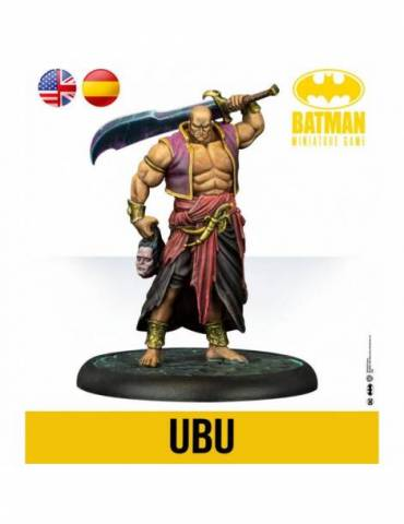 Batman: Miniature Game - Ubu