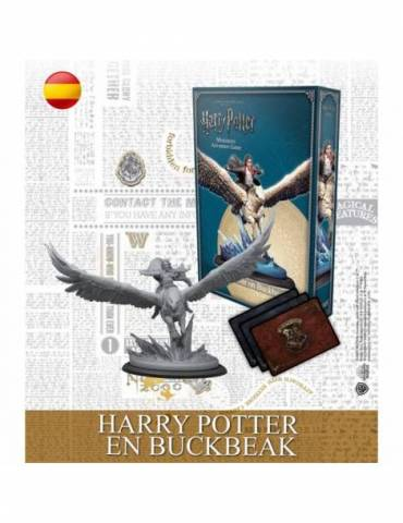 Harry Potter: Miniatures Adventure Game - Harry Potter on Buckbeak
