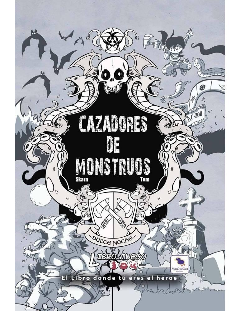 Libro-Juego 13: Cazadores de Monstruos