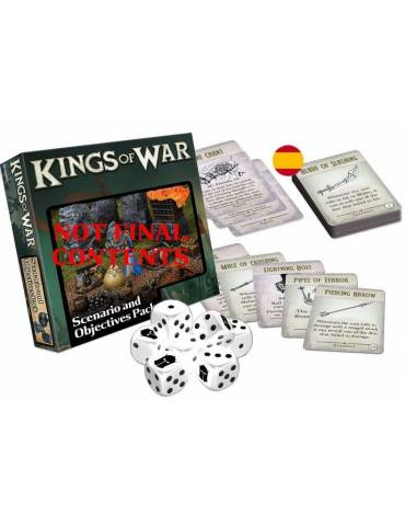 Kings of War: Pack del Jugador