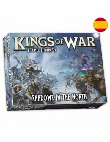 Kings of War: Sombras en el Norte - Set de inicio para 2 jugadores