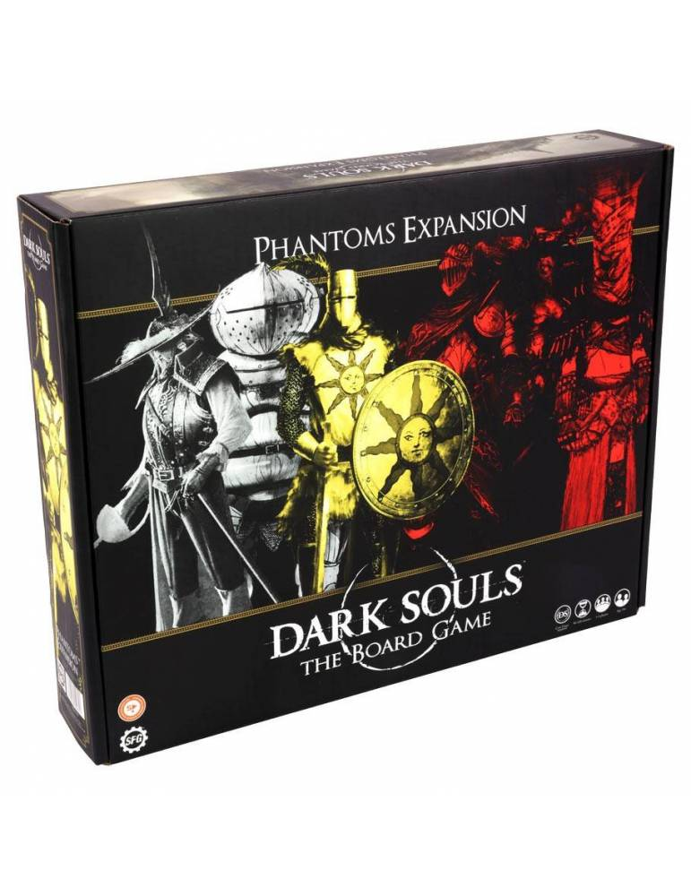 Dark Souls: The Board Game - Phantoms Expansion (Castellano)