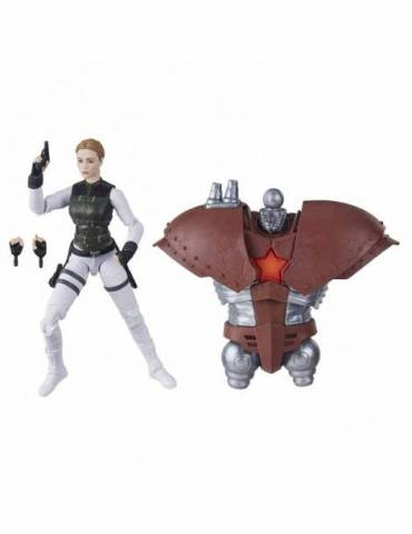 Figura Marvel Legends Crimson Dynamo: Yelena Belova