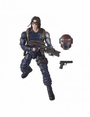Figura Marvel Legends Crimson Dynamo: Winter Soldier