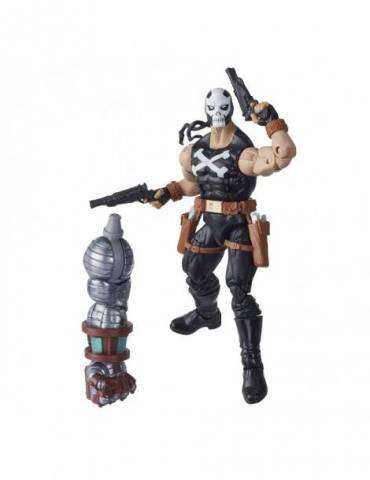 Figura Marvel Legends Crimson Dynamo: Crossbones