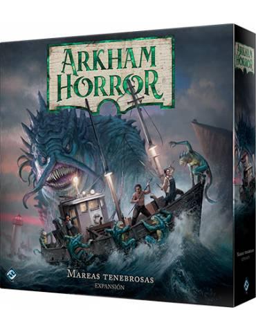 Arkham Horror 3ª edición:...