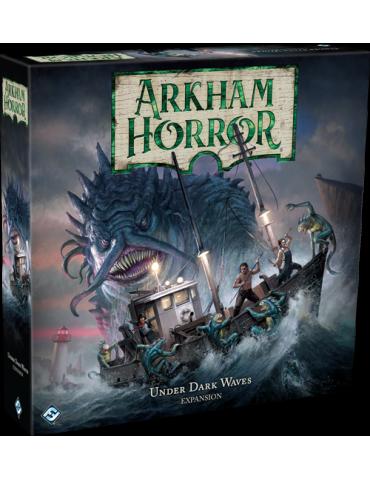 Arkham Horror (Third Edition): Under Dark Waves (Inglés)