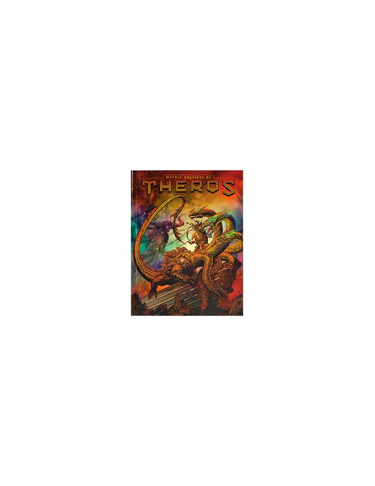 Dungeons & Dragons: Mythic Odysseys of Theros - Alternative Cover (Inglés)