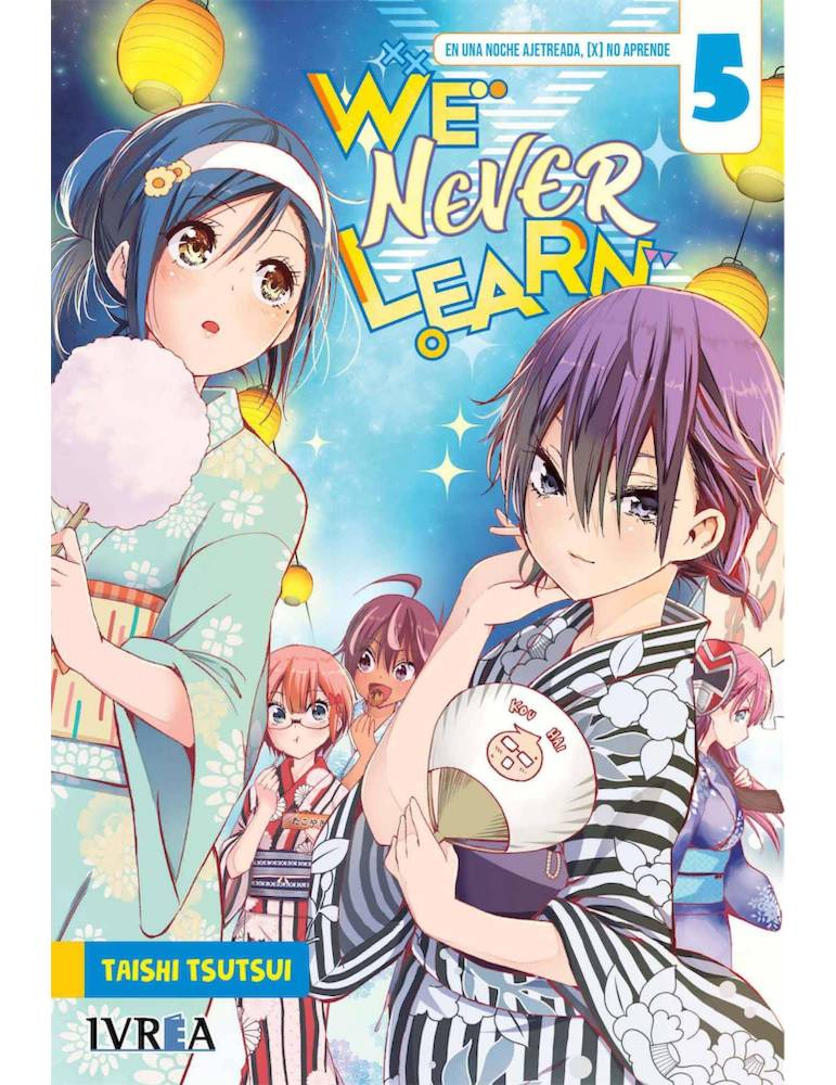 We Never Learn 05