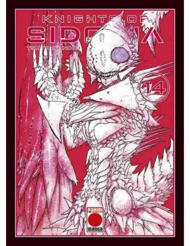 Knights of Sidonia 14