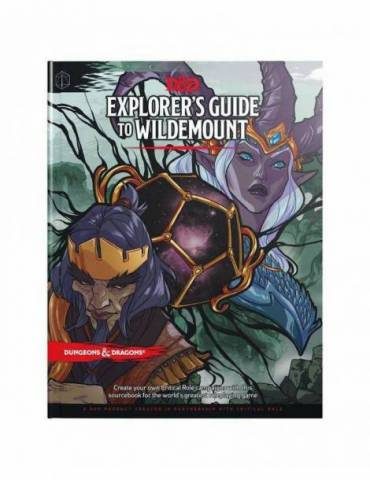 Dungeons & Dragons: Explorer's Guide to Wildemount (Inglés)