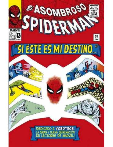 Marvel Facsimil 15. The Amazing Spider-Man 31