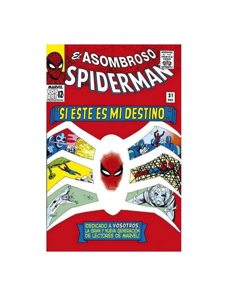Marvel Facsimil 15. The Amazing Spider-Man 31
