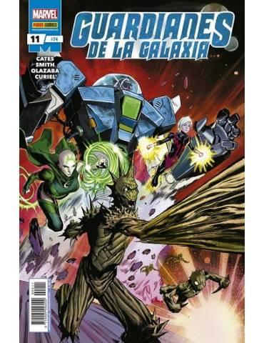 Guardianes de la Galaxia 11