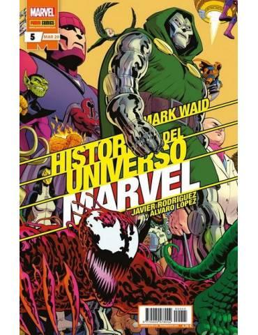 Historia del Universo Marvel 05 (Edición Especial)
