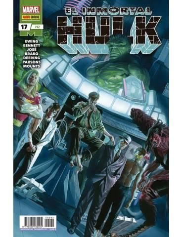 El Increible Hulk V.2 92 (El Inmortal Hulk 17)