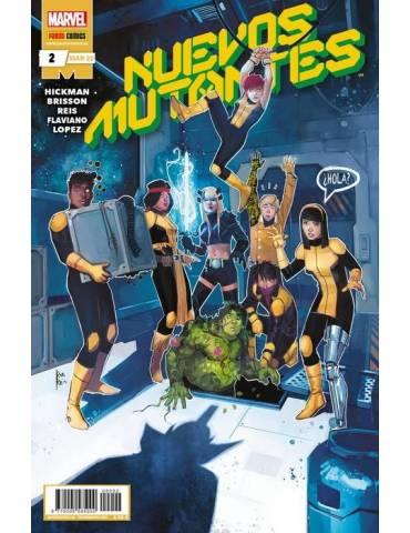 Nuevos Mutantes 02